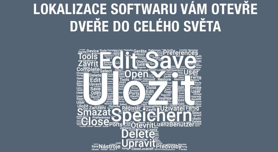 Lokalizace softwaru