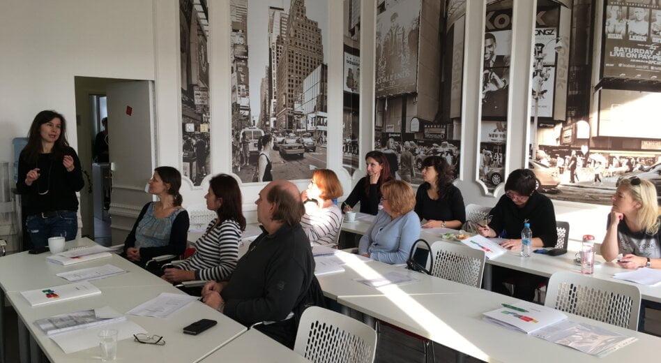 Workshopy pro překladatele