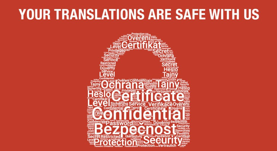 How to avoid data misuse during translation?