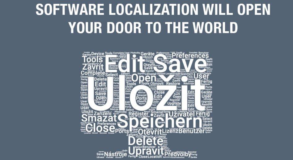 Software localisation